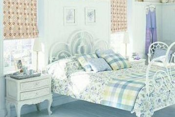 Các bước để may 1 bộ rèm vải chống nắng cho phòng ngủ