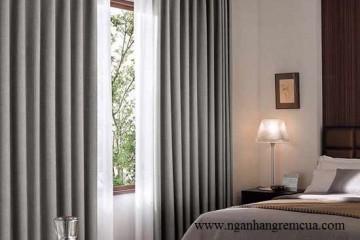 Cách phối màu rèm cửa phù hợp với không gian nội thất