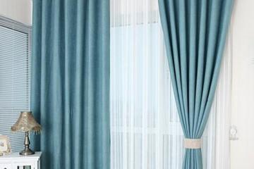 Cách chọn màu rèm cửa sổ chống nắng cho gia đình riêng