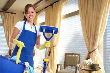 Mẹo giặt rèm cửa sổ bằng máy tiết kiệm thời gian