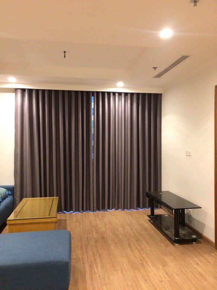 rem vai 269 - Cách lựa chọn rèm cửa phòng khách chuẩn nhất