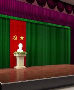 Phông rèm sân khấu hội trường